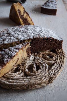 Delicious Marble Cake * Bolo Mármore Delicioso ... | Be Nice, Make a Cake