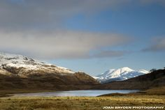 Ben Nevis from Lochan Doire a Bhraghaid, Scottish Highlands