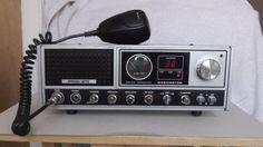 President MCKINLEY USA CB Radio Deluxe AM//SSB 12//24V CB Radio Brand NEW