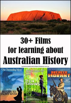 30+ Films on Australian History