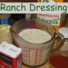 Ranch Dressing 1