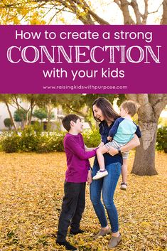 Connecting with your child is the best way to have a positive parent-child relationship. Your kids need to know they are safe in order to grow to be happy, thriving adults. Here are many different ways to do just that! Parenting Advice, Kids And Parenting, Authoritative Parenting Style, Behavior Management Strategies, Growth Mindset Activities, Sibling Relationships, Relationship Building, Raising Boys, Positive Discipline
