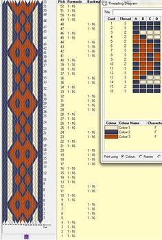 16 tarjetas, 3 colores, secuencia de movimientos 4F-4B-2F-2B  // sed_73  ༺❁