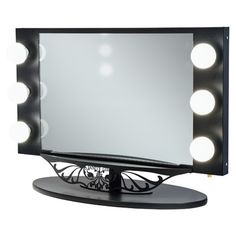 Found it at Wayfair - Starlet Lighted Vanity Mirror