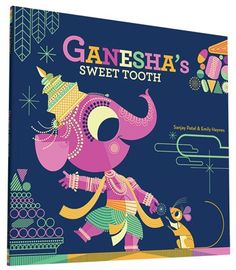 Vibrant colors and a sweet story bring this story to life and give us a little insight into the Hindu religion. Ganesha's Sweet Tooth