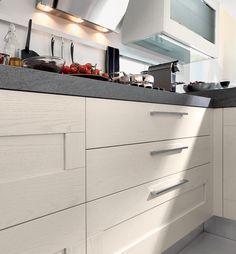 texture ma color grigio scuro quasi antracite Gallery - Cucine Moderne - Cucine Lube