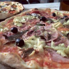 Receta pizza argentina