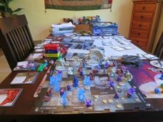 Tara B. in the USA writes about the conversion of her dining room into a game room for her eldest son and husband.