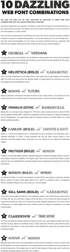 The 30 Best Resume Fonts You Can Find Fonts, Typography - best resume fonts