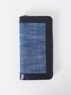 Navy May Wallet