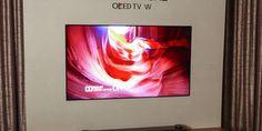 lg wallpaper oled tv pre order ces