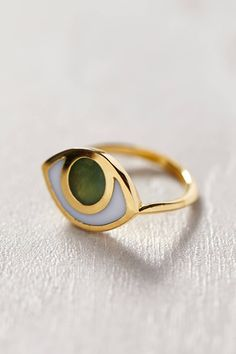 Vision Ring - anthropologie.com