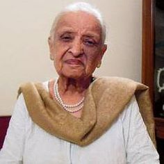 Fatima Surayya Bajia (فاطمہ ثریا بجیا‎; 1 September 1930 – 10 February 2016) was an Urdu novelist, playwright and drama writer of Pakistan. She was awarded various awards at home and abroad including Japan's highest civil award in recognition of her works.