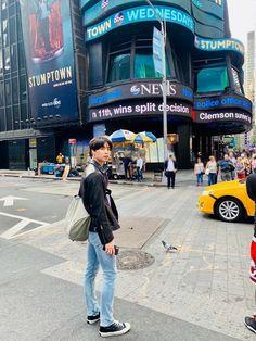 Can never get enough of NY  -Johnny Photo creds to TI Nct Johnny, Winwin, Taeyong, Jaehyun, Monsta X, Got7, Wattpad, Charming Man, Entertainment
