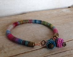 Hey, I found this really awesome Etsy listing at https://www.etsy.com/listing/258797826/rope-bracelet-hippie-fiber-bracelet