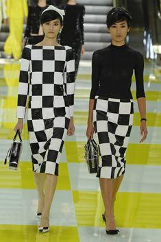 Louis Vuitton RTW Spring 2013