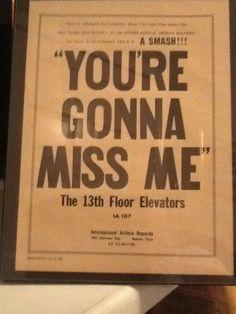 1000 images about elevators on pinterest elevator roky for 13th floor elevators you re gonna miss me