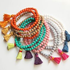 Tassel bracelets how much do these bracelets cost I am very interested in buying some  thank you