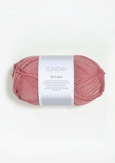 Sunday by Petite Knit - Sandnes Garn - DeinStückGlück Knitting Gauge, Knitting Needles, Knitting Yarn, Baby Knitting, Knitting Designs, Knitting Projects, Frozen Yoghurt, Dusty Purple, Finger Weights