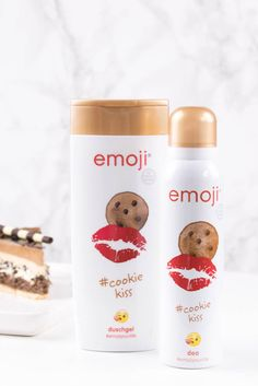 Emoji Duschgel und Deo Cookie Kiss Maybelline, Emoji, Mascara, Foundation, Blush, Teddy Bear, Toys, Inspiration, Beauty