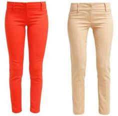 Patrizia Pepe Pantalon De Tela Couture Red ropa pantalones tela red pepe Patrizia pantalon Couture Noe.Moda