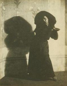 Vaslav Nijinsky in Til Eulenspiegel