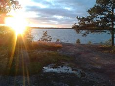 Budget Holiday in Espoo: The Camping Edition Budget Holiday, Her Campus, Helsinki, Budget Travel, Budgeting, Camping, Island, Sunset, Photography