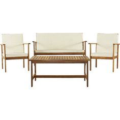 4-Piece Paula Patio Seating Group