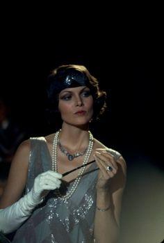 "Lois Chiles - ""The Great Gatsby"" (1974) - Costume designer : Theoni V. Aldredge"