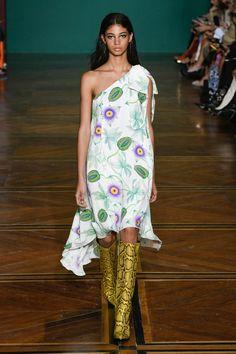 Коллекция свадебных платьев Reem Acra, осень-зима 2019-2016