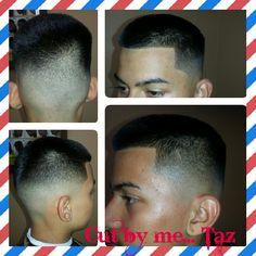 Cut by me... Taz  #nofilter #icutpro #barberrespect #barberlove #barbersinctv #barbers #barberporn #barberflow #barberlife #barberstar #barberstyle #femalebarber #ladybarber #LBU #scissorsaluteshow #barberskills #therealbarberconnect #nbastyles #headwayapp #xotics #brotherhood_barbershop #barbers_soul #passionformyprofession #clippers #cuts #sexybarber #barbergang #taper  C[\\\\\[} I Love what I do... @christinagoree1 @staceykutzlive @dlmasterbarber @xotics @clipperedu @toneblaque…