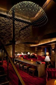 The Ritz-Carlton in Shanghai, Pudong / The best hotels with fireplaces - Telegraph