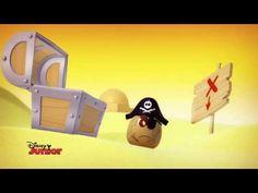 A table les enfants ! - La Noix - Episode en entier - Exclusivité Disney Junior !