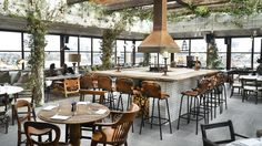 soho house rooftop - Google Search