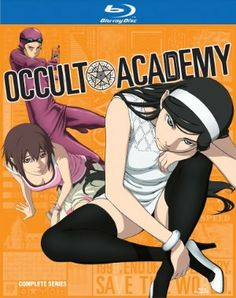 Occult Academy Blu-ray Complete Series (S) #RightStuf2013