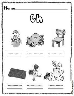 Digraph -ch!  Click for additional digraph resources!  www.littlemindsat...