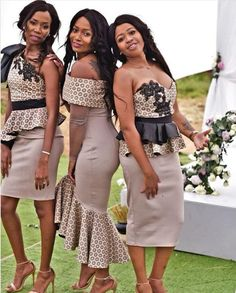 Top South African Shweshwe Dresses for Women 2019