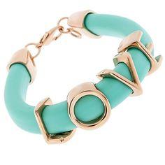 Βραχιόλι Senza RoseGold με Καουτσούκ - BeMine.gr Turquoise Bracelet, Rose Gold, Bracelets, Jewelry, Jewlery, Jewerly, Schmuck, Jewels, Jewelery