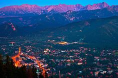 Zakopane, a mountain town | We Asked People To React To Polish Things And They Nailed It