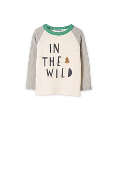 Baby Boy T-Shirts - Country Road Online - In The Wild T-Shirt