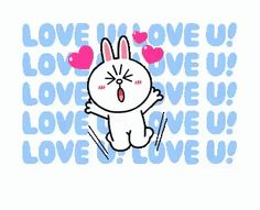 The perfect Cony Bear Hug Animated GIF for your conversation. Discover and Share the best GIFs on Tenor. Pretty Gif, Cute Love Gif, Cute Couple Cartoon, Cute Love Cartoons, Bear Gif, Chibi Cat, Happy Gif, Gif Dance, Emoji Pictures