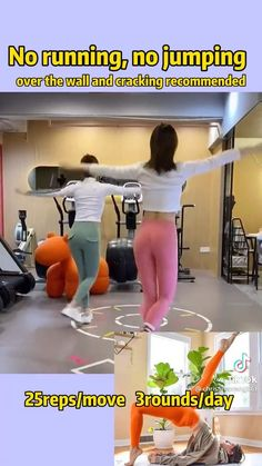 30 Min Hiit Workout, Full Body Gym Workout, Workout Videos, Gym Workouts, At Home Workouts, Home Health Remedies, Love Handles, Workout For Beginners, Aerobics