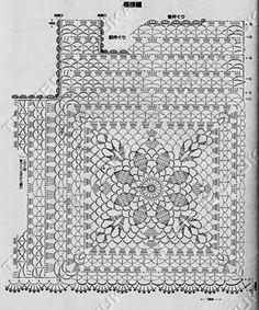 TRI CRO DA TUKA       ♪ ♪ ... #inspiration #crochet  #knit #diy GB  http://www.pinterest.com/gigibrazil/boards/