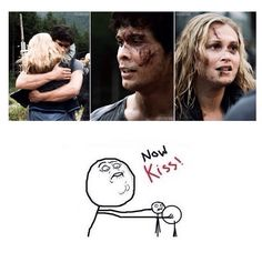 My thoughts throughout the entire show. The 100