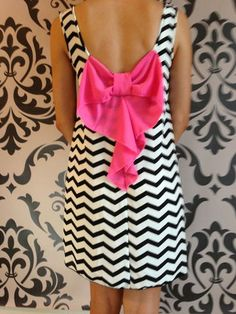 Southern,Charm,Chevron,Dress - Love! Need!