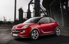 Štýl na mestských cestách má meno Opel Adam