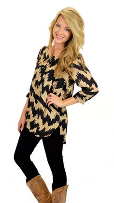 We all need this blouse! Available in black and navy today at shopbluedoor.com