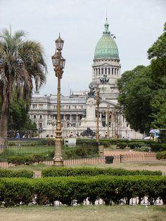 Buenos Aires - Congreso de la Nación