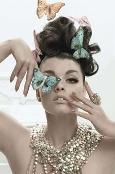 Plus Size Models in the American High Fashion Industry: Crystal Renn