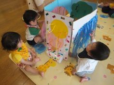 Baby Club, Reggio Emilia, Mother And Child, Activities For Kids, Classroom, Education, Children, Google, Toddler Sensory Activities